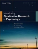 Introducing qualitative reseach in psychology