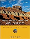 FPGA Prototyping by VHDL Examples
