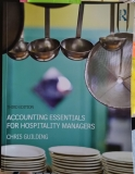 Accounting Essentials - for Hospitality Managers