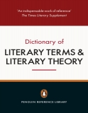 Dictionary of Literary Terms & Literary Theory