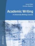 Academic Writing a University Writing Course