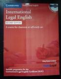 International Legal English