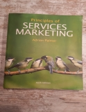 Principles of Marketing Services