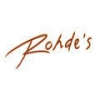 Student discount at Cafe Rohde's