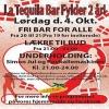 Fødselsdagsfest på LA Tequila Bar