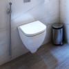 Pris på montering af væghængt toilet i en studielejlighed?
