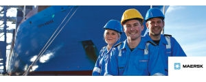 Ship officer at AP Moller-Maersk