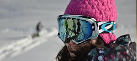 Skiinstruktør - Oure