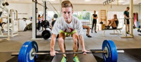 Fitness og styrketræning - Oure