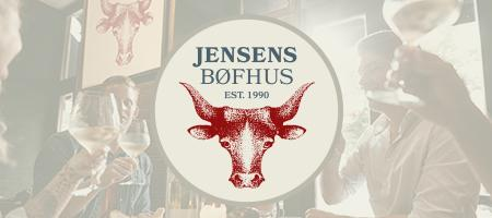 Jensen's Steakhouse - The forest