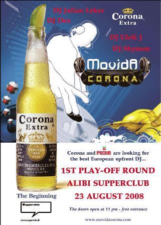 AliBi: DJ Konkurrence