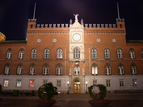 Odense by night i aften!