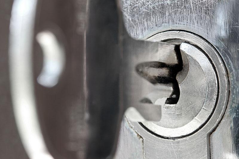 Hvor skal du sove i nat, hvis nøglen er blevet væk!?