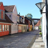 Lækkert men billigt rækkehus som studiebolig i Odense