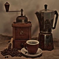 Is it a coffee grinder you are missing?