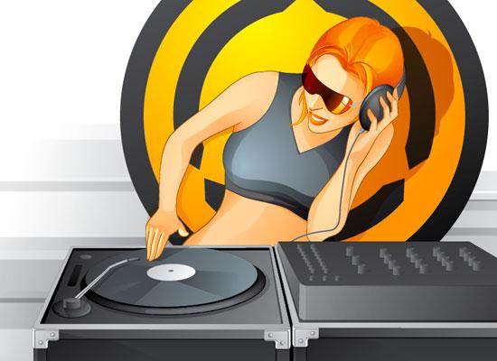 DJ-night med DJ Dirk Gentley