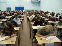 Skoleelever gennemførte frivillige nationale test