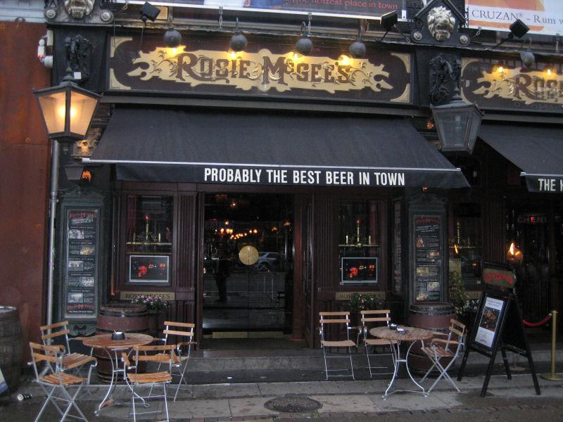 Rosie McGee's