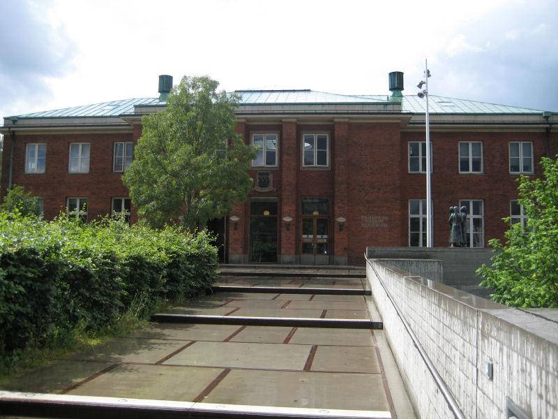 Frederiksberg Kommunes Hovedbibliotek