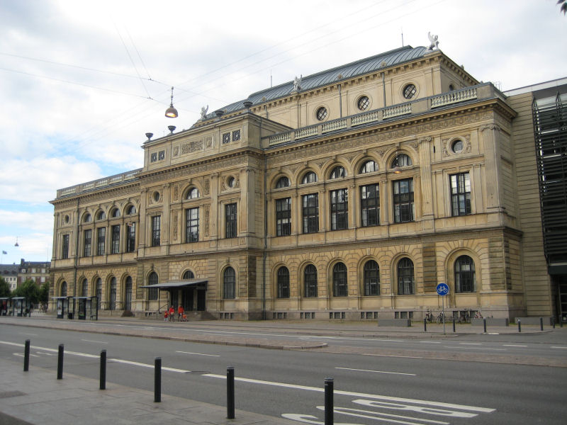 det kongelige teater Gentofte