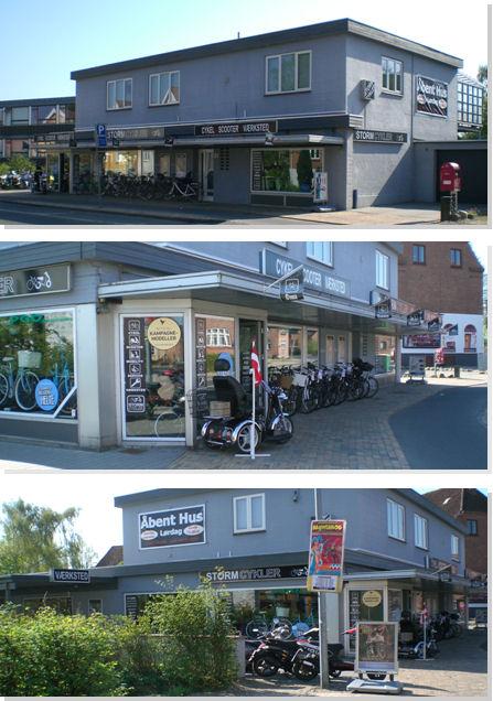 Storm Cykler i Odense - Butikker - StudenterGuiden.dk