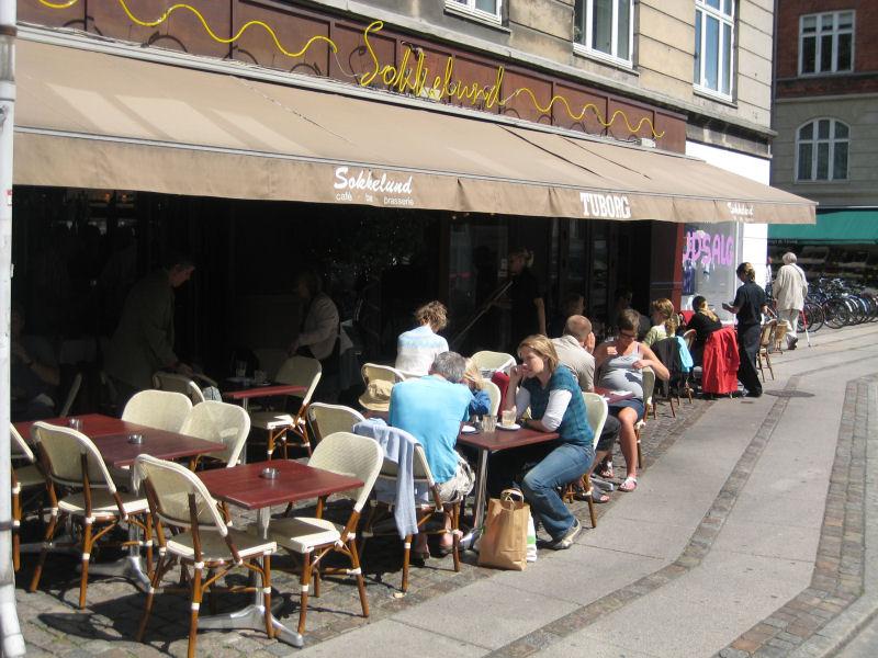 Cafe Sokkelund