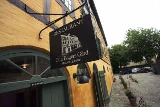 Restaurant Oluf Bagers Gård