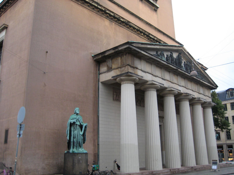 Copenhagen Cathedral - Church of Our Lady