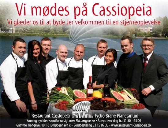 Restaurant Cassiopeia