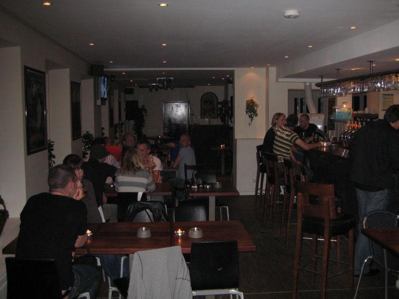 Café Promenaden