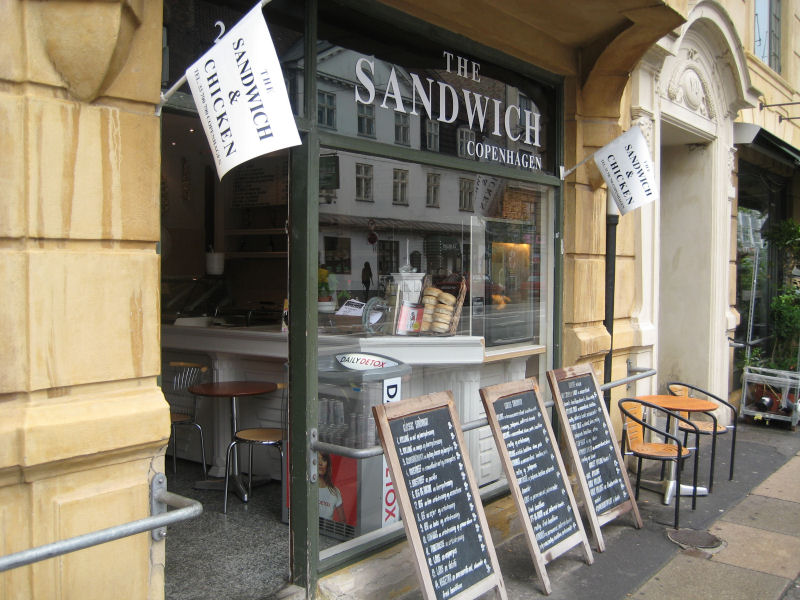 The Sandwich Copenhagen