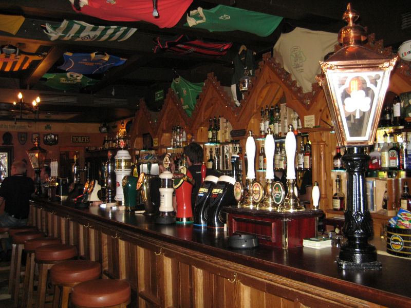 The Irish House