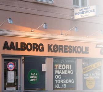 Aalborg Køreskole v/Frede Damkier