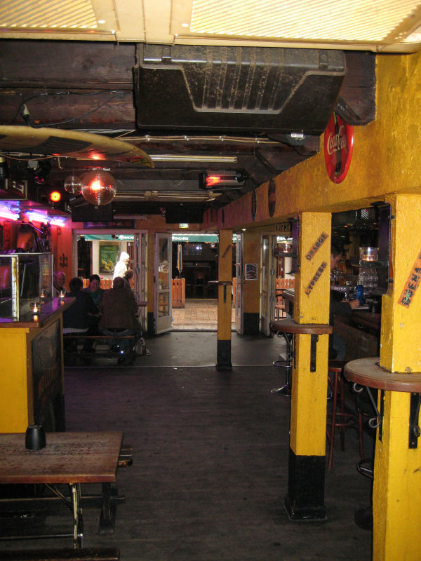 Captain Morgan Lounge