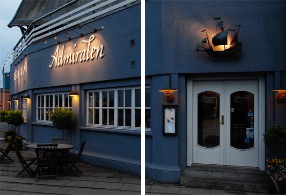 Restaurant Admiralen