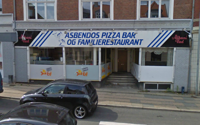 Asbendos Pizza Bar