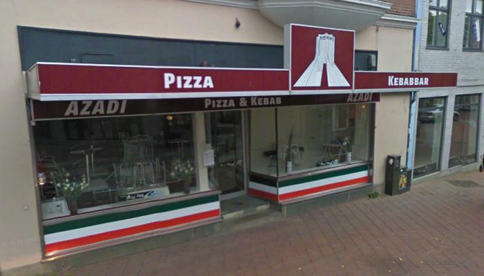Azadi Pizza