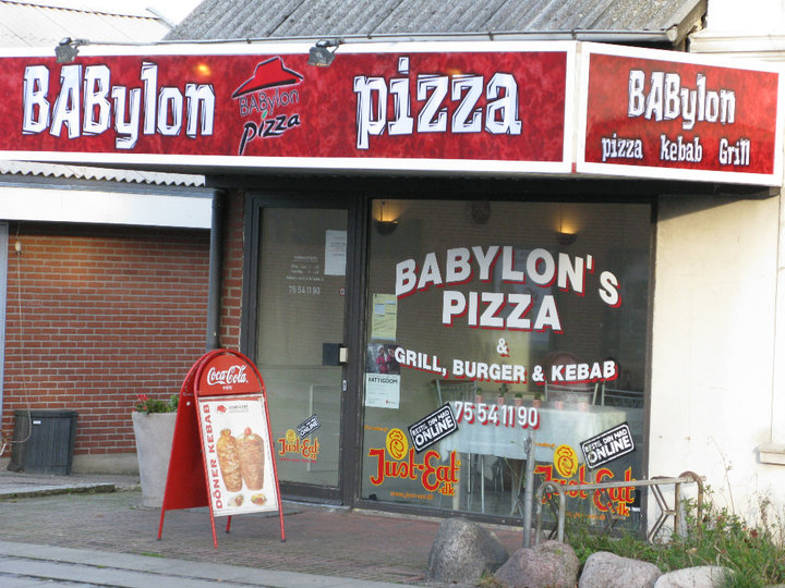 Babylon Pizza
