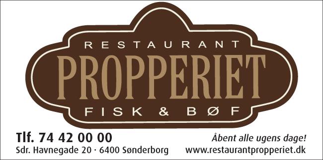 Restaurant Propperiet