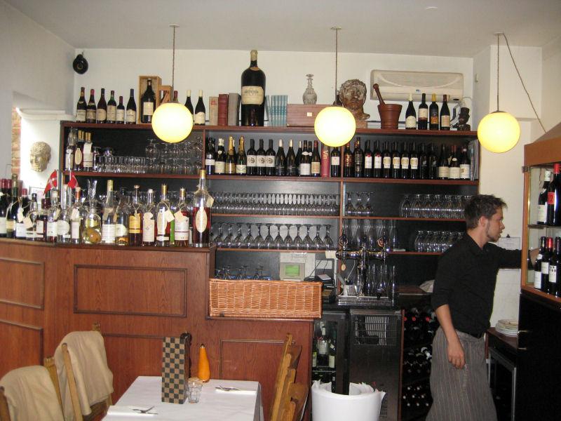 Restaurant Mefisto