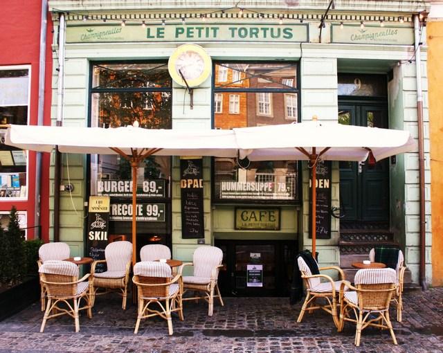 Skildpadden: Cafe og Sandwichbar