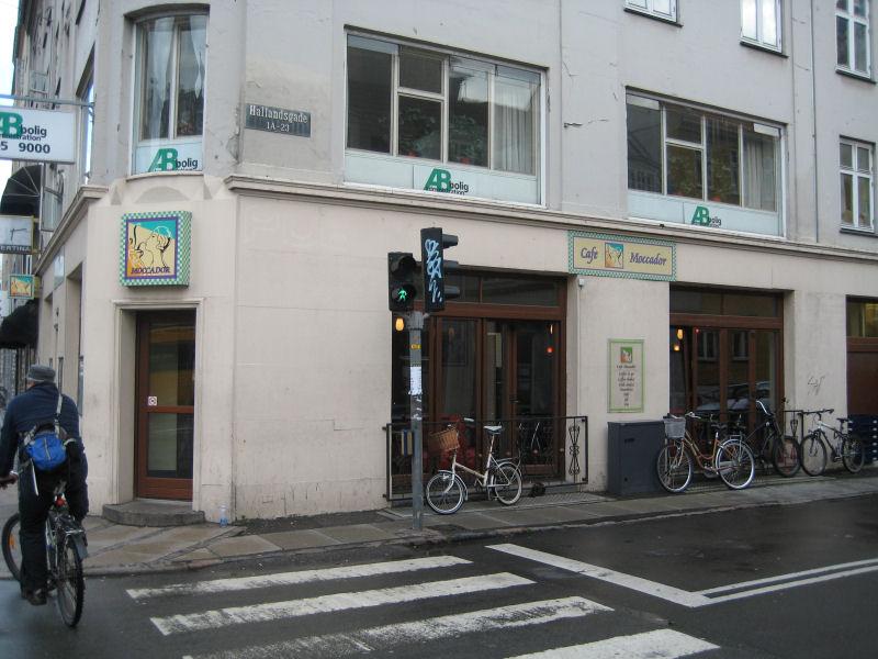 Café Moccadór