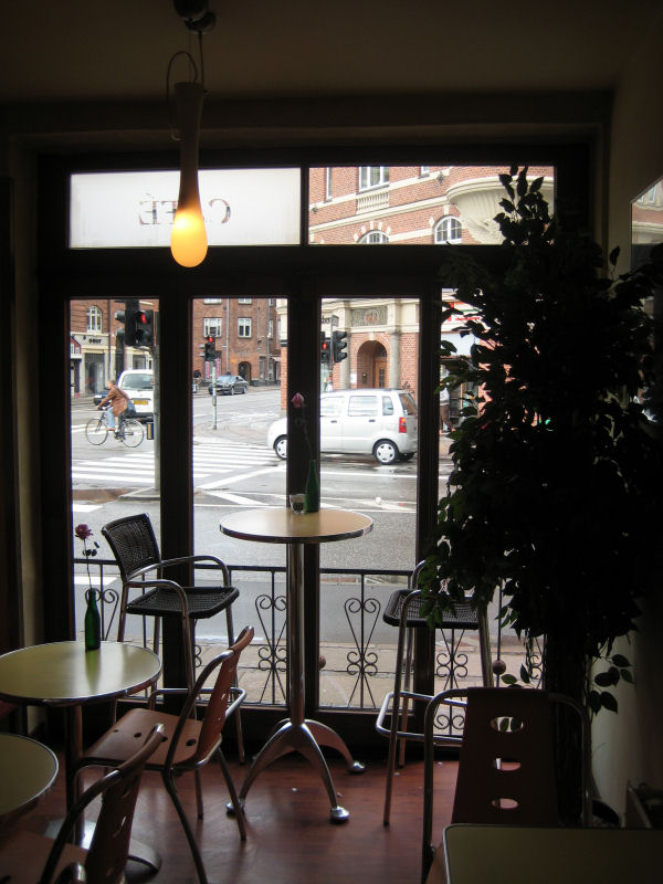 Café Moccadór, Amager