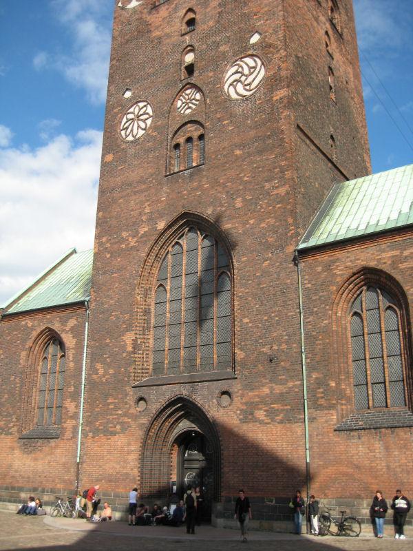 Århus Domkirke/Skt. Clemens Kirke