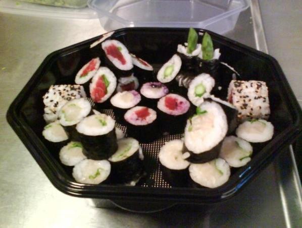 Bar` Sushi