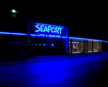 Seaport - Café & Bowling