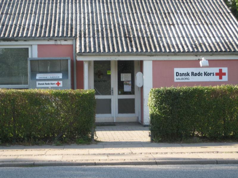 Dansk Røde Kors, Aalborg.