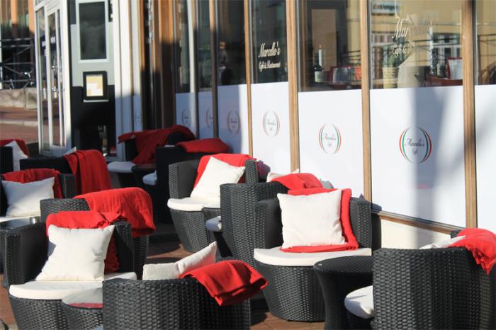 Café og Restaurant Marcello`s