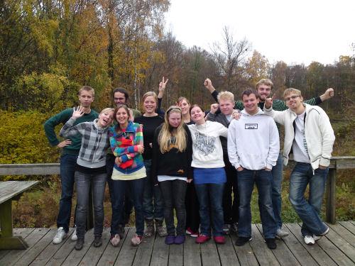 Geofysisk Studenterforening (GSF)