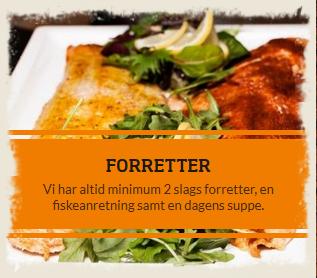 Restaurant Flammen - Odense